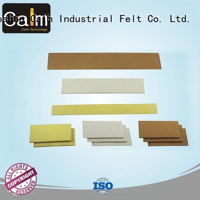 Quality thick felt pads Calm Industrial Felt Brand felt industrial felt pads