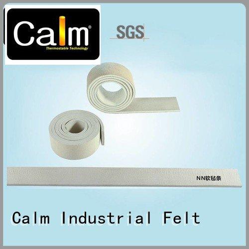 Calm Industrial Felt thin felt strips iron felt two side
