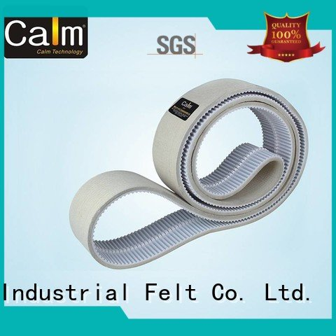 OEM thin felt strips timing belt belt felt strips
