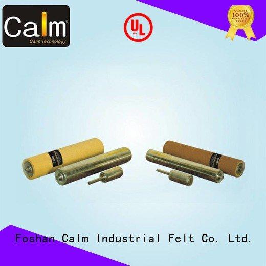 Calm Industrial Felt Brand roller iron aluminum conveyor rollers gravity gravity