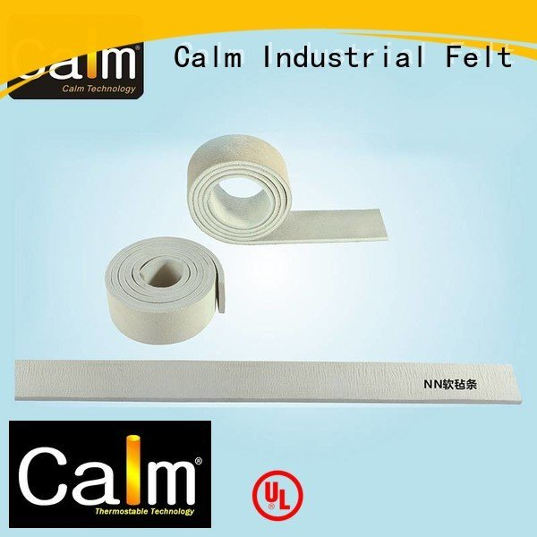 Calm Industrial Felt felt strips protection 280° packing rack