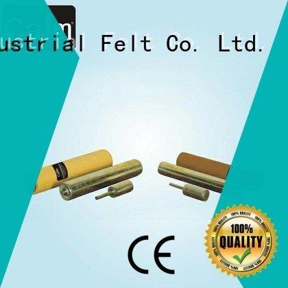 roller gravity roller conveyor Calm Industrial Felt aluminum conveyor rollers
