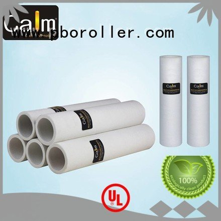 high 180°c black felt roll Calm Industrial Felt