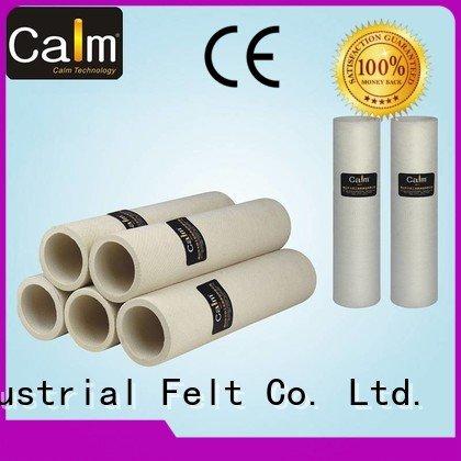 pbo 280°c high roller Calm Industrial Felt felt roll