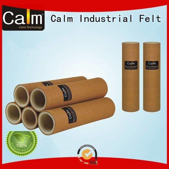 Calm Industrial Felt Brand 180°c 480°c felt roll pbokevlar600°c 280°c