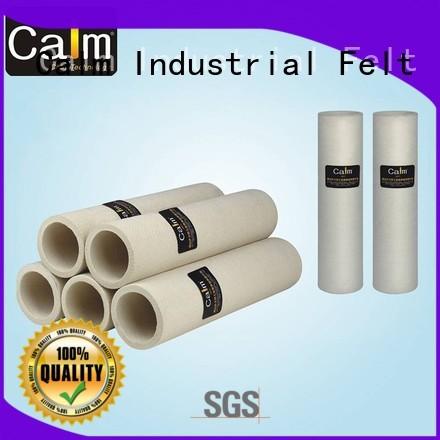 Quality Calm Industrial Felt Brand black felt roll industrial
