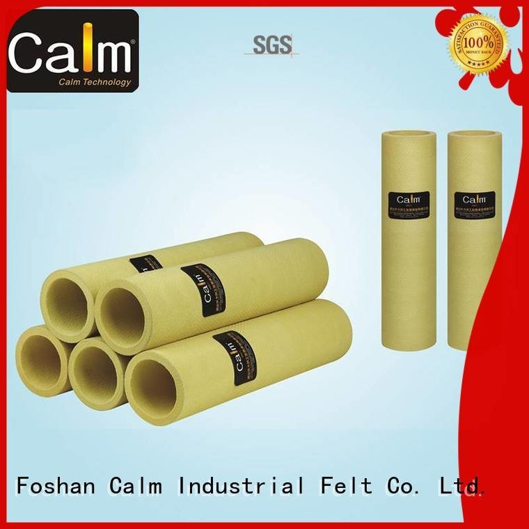 Calm Industrial Felt black felt roll 480°c tempresistance felt
