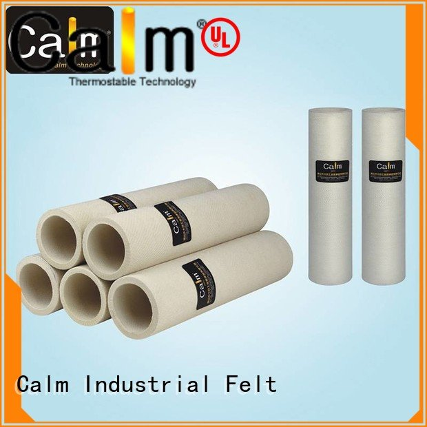 Wholesale felt middletemp felt roll Calm Industrial Felt Brand