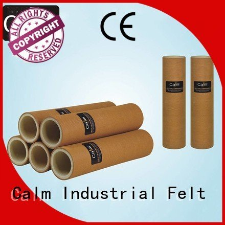 black felt roll 280°c Calm Industrial Felt Brand felt roll