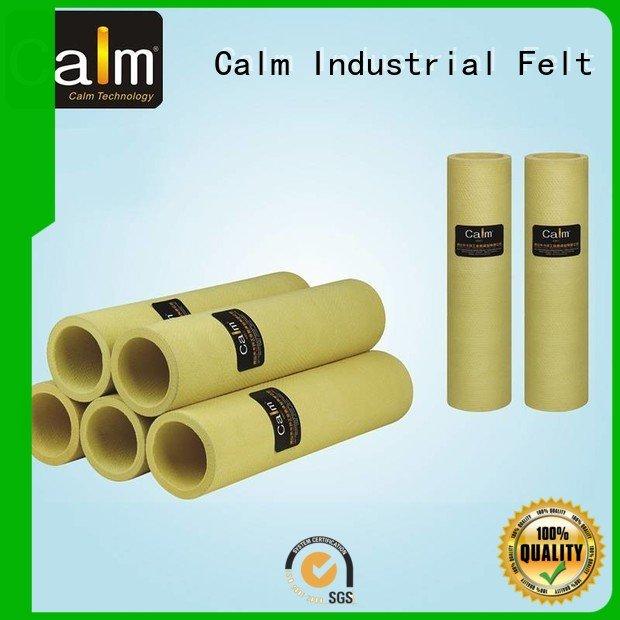 pbokevlar600°c middletemp felt felt roll Calm Industrial Felt