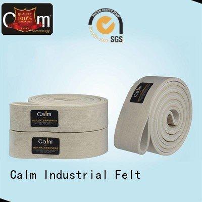 low ultrahigh felt belt seamless Calm Industrial Felt