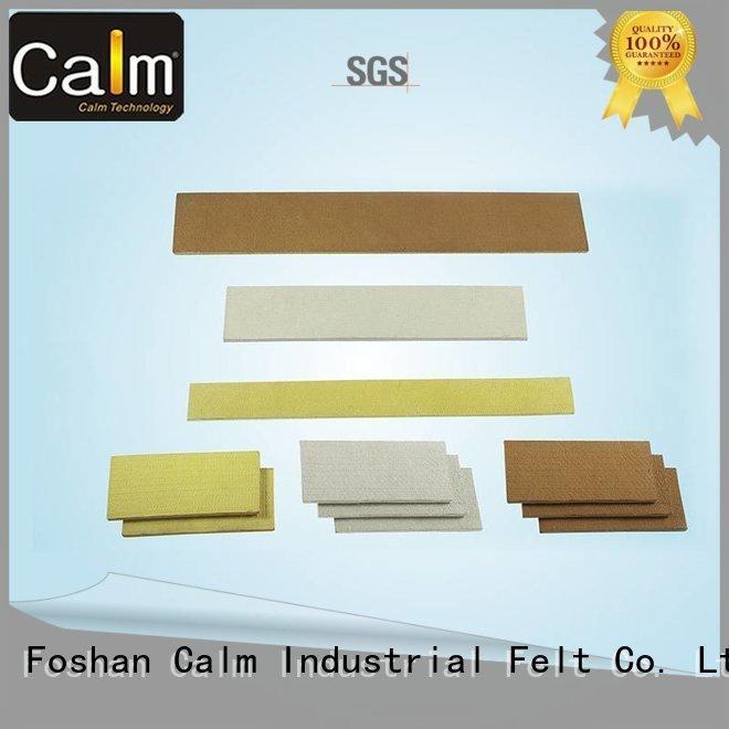 thick felt pads felt pad OEM industrial felt pads Calm Industrial Felt