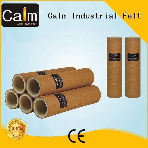 black felt roll 280°c felt roll middletemp Calm Industrial Felt