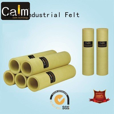 tempresistance pe roller Calm Industrial Felt felt roll