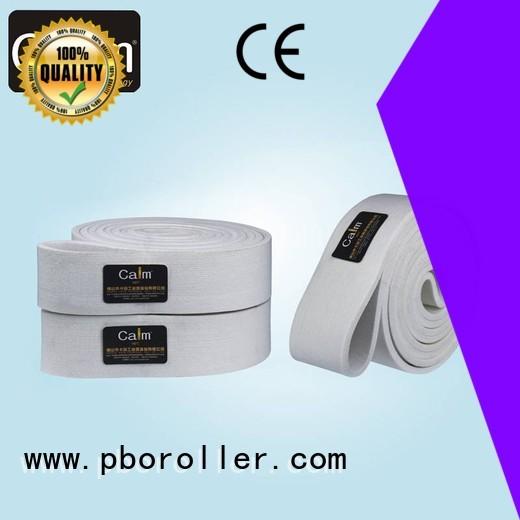 Quality Calm Industrial Felt Brand 280°c 480°c felt belt