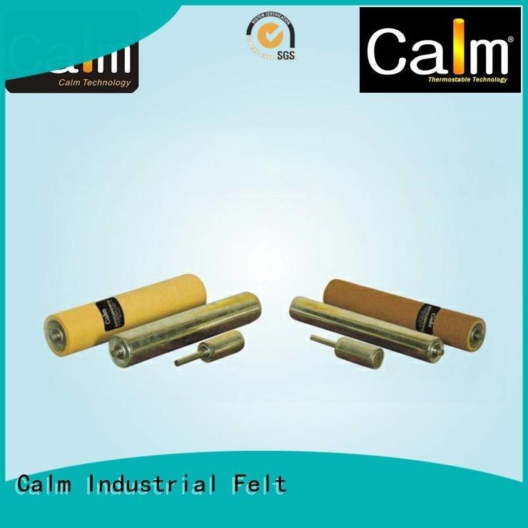 Wholesale iron gravity gravity roller conveyor Calm Industrial Felt Brand