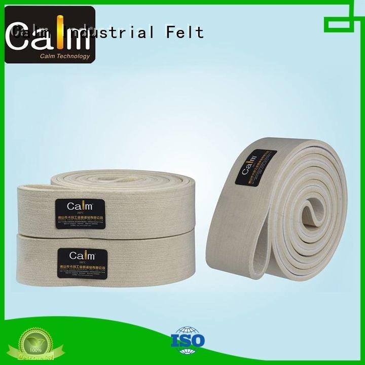 low tempseamless middle 280°c Calm Industrial Felt felt belt