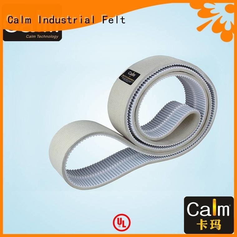 Hot thin felt strips timing belt belt Calm Industrial Felt Brand timing