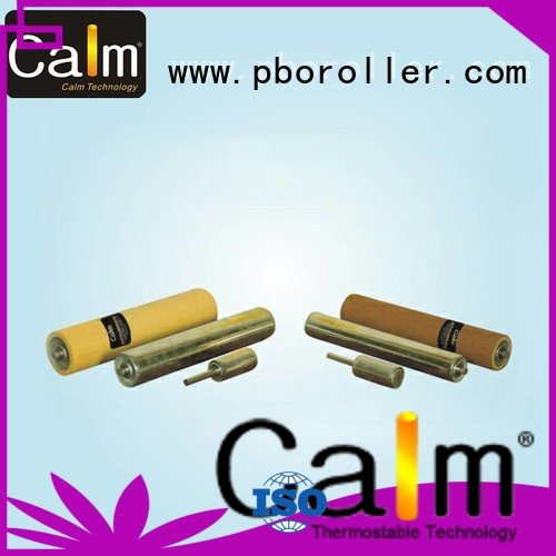 Calm Industrial Felt Brand iron aluminum conveyor rollers gravity roller