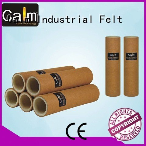Calm Industrial Felt black felt roll middletemp pbokevlar600°c tempresistance high