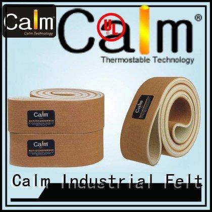 tempseamless felt belt felt 280°c Calm Industrial Felt