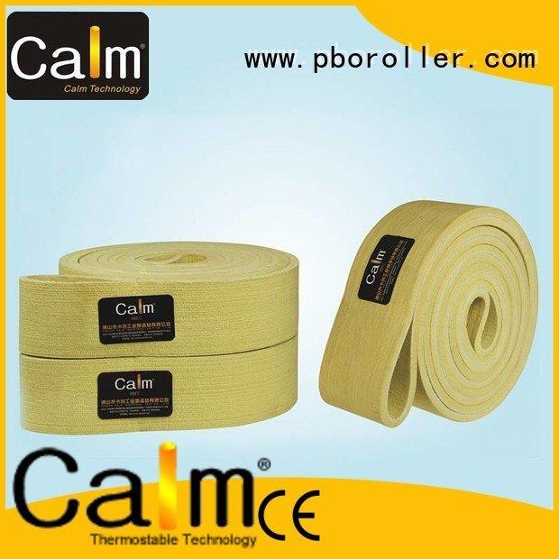 600°c ultrahigh industrial conveyor manufacturers 280°c Calm Industrial Felt Brand felt belt