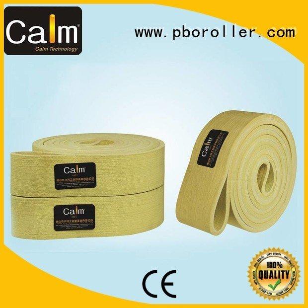 Calm Industrial Felt industrial conveyor manufacturers 480°c 280°c 600°c seamless