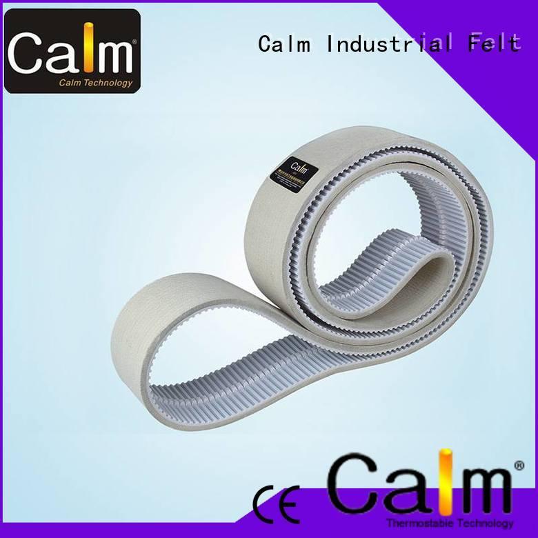 timing belt belt Calm Industrial Felt Brand felt strips supplier