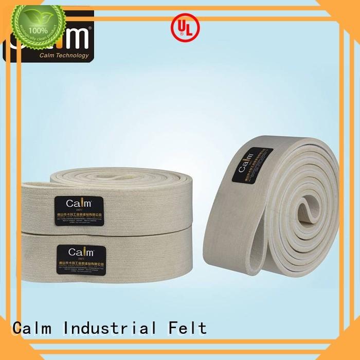 180°c belt felt belt ring Calm Industrial Felt company