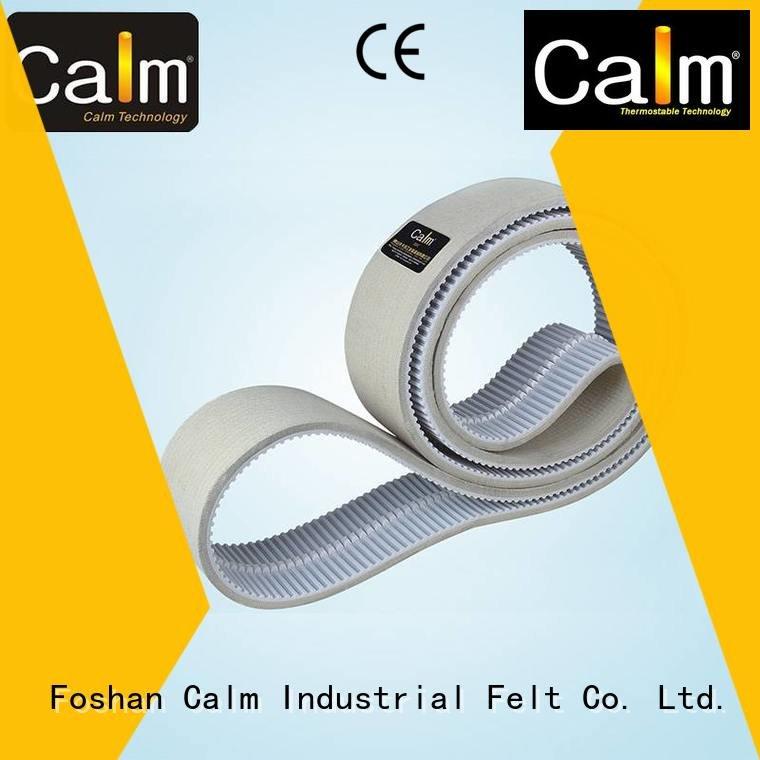 thin felt strips belt timing OEM felt strips Calm Industrial Felt