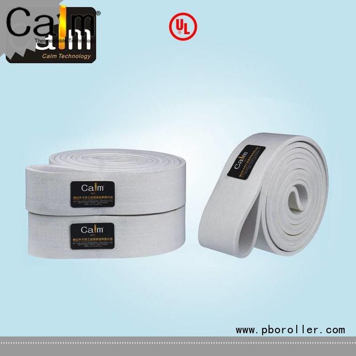 Calm Industrial Felt Brand conveyor 180°c industrial conveyor manufacturers temperature felt