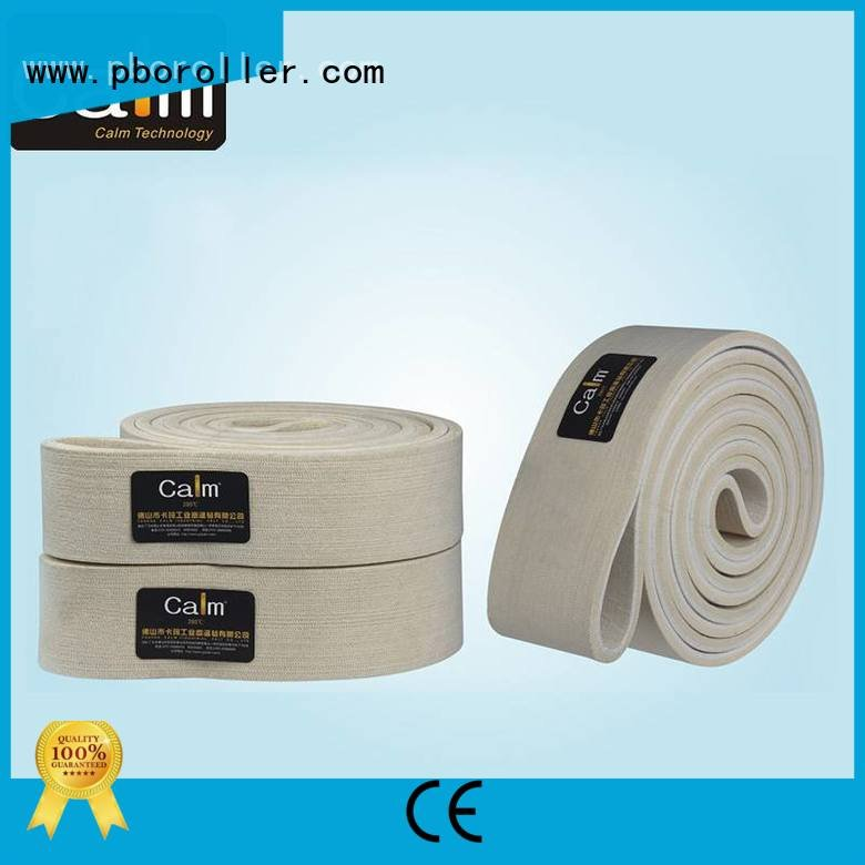 OEM industrial conveyor manufacturers 180°c ultrahigh conveyor felt belt