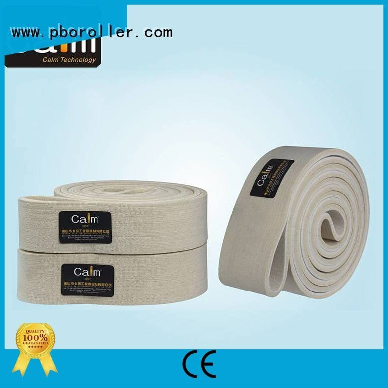 OEM industrial conveyor manufacturers 180°c ultrahigh conveyor felt belt