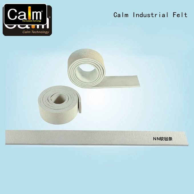 Calm Industrial Felt iron protection felt strips side 280°