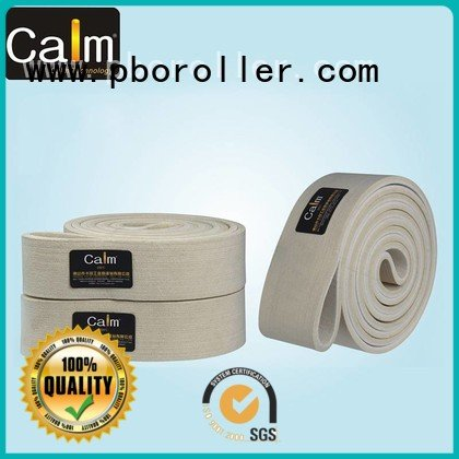 Calm Industrial Felt Brand ring industrial conveyor manufacturers conveyor 180°c