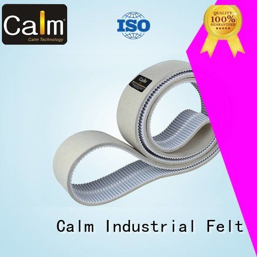 belt timing timing felt strips Calm Industrial Felt