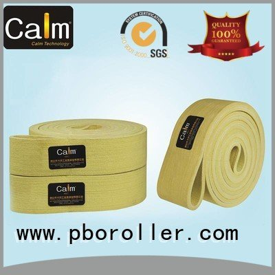 Calm Industrial Felt industrial conveyor manufacturers middle tempseamless 180°c 600°c