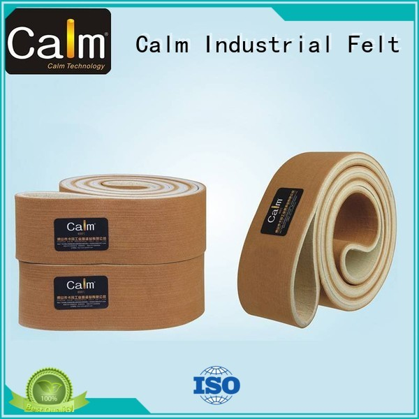 Calm Industrial Felt Brand belt low middle felt belt