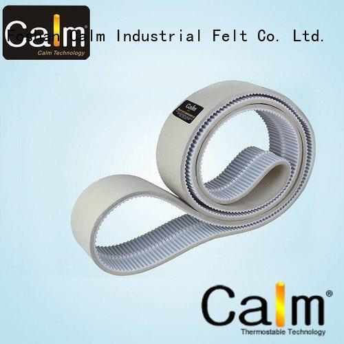 Hot thin felt strips belt timing timing Calm Industrial Felt Brand