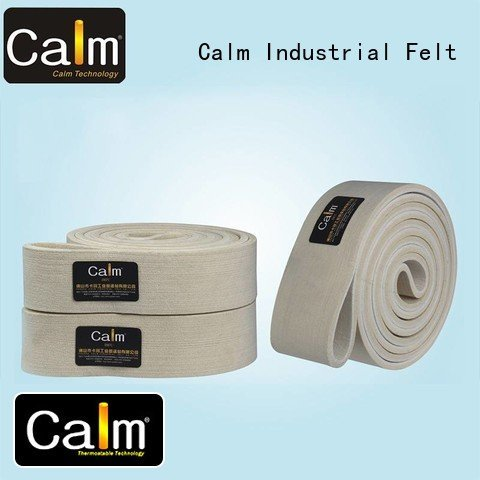 OEM industrial conveyor manufacturers low conveyor middle felt belt