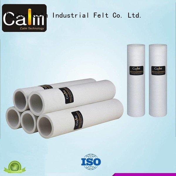 felt pe 180°c Calm Industrial Felt black felt roll