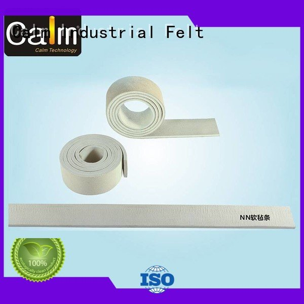 Calm Industrial Felt Brand protection thin felt strips strip 280°