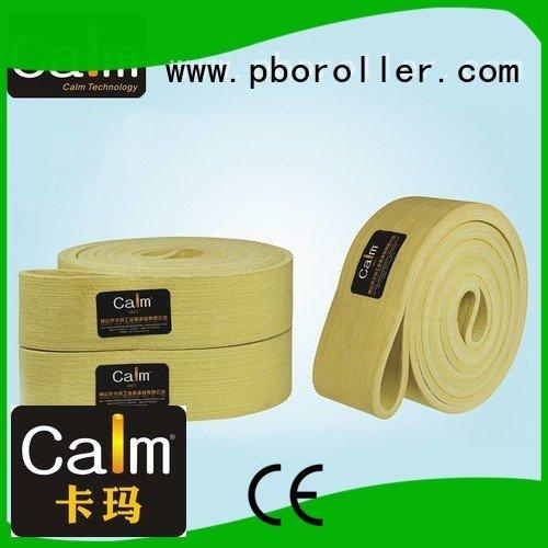 ultrahigh felt belt Calm Industrial Felt industrial conveyor manufacturers