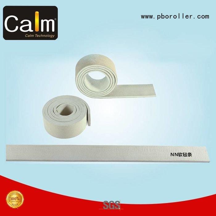 Calm Industrial Felt Brand nomex thin felt strips side strip