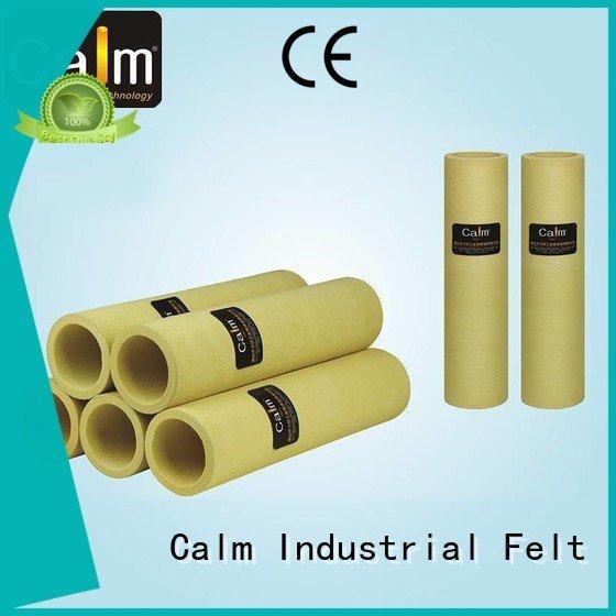Custom 180°c felt roll 280°c black felt roll