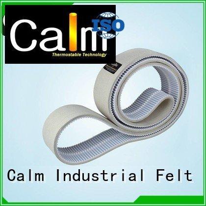 Calm Industrial Felt Brand timing belt felt strips belt belt