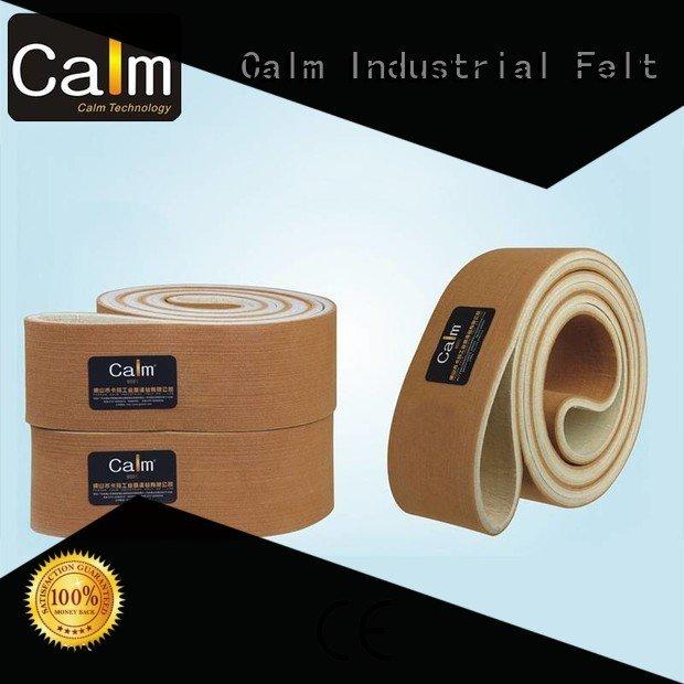 Calm Industrial Felt Brand middle ultrahigh felt felt belt tempseamless
