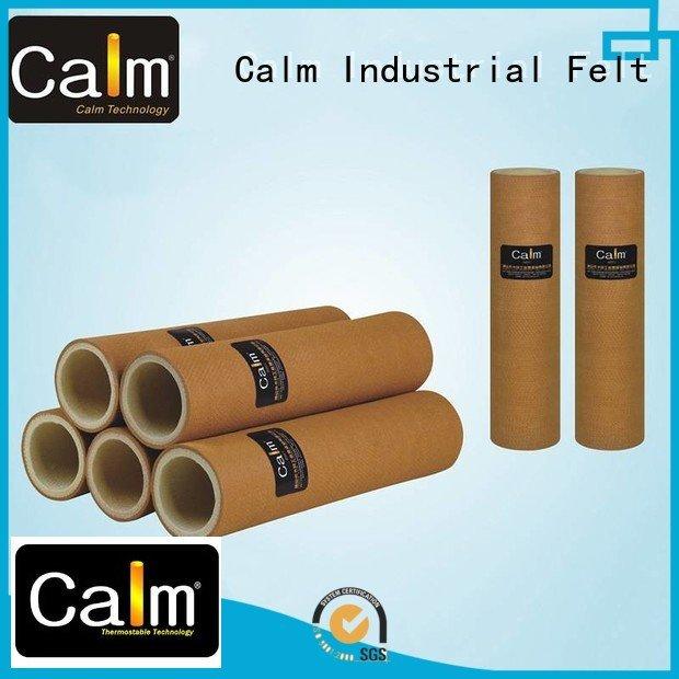 480°c roller middletemp 180°c Calm Industrial Felt felt roll