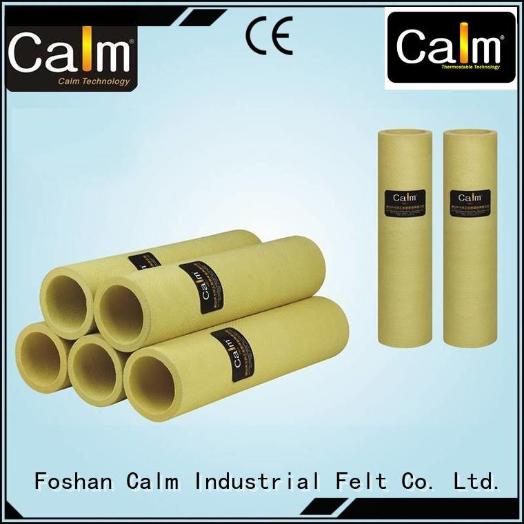 Calm Industrial Felt Brand high middletemp pe felt roll