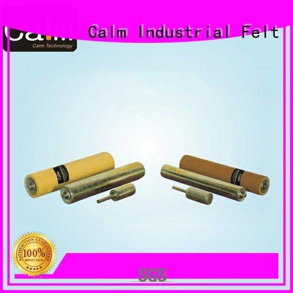iron roller gravity aluminum conveyor rollers Calm Industrial Felt